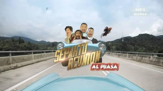 SEPAHTU REUNION AL PUASA 2018