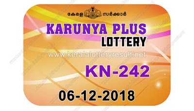 KeralaLotteryResult.net, kerala lottery kl result, yesterday lottery results, lotteries results, keralalotteries, kerala lottery, keralalotteryresult, kerala lottery result, kerala lottery result live, kerala lottery today, kerala lottery result today, kerala lottery results today, today kerala lottery result, karunya plus lottery results, kerala lottery result today karunya plus, karunya plus lottery result, kerala lottery result karunya plus today, kerala lottery karunya plus today result, karunya plus kerala lottery result, live karunya plus lottery KN-242, kerala lottery result 06.12.2018 karunya plus KN 242 06 december 2018 result, 06 12 2018, kerala lottery result 06-12-2018, karunya plus lottery KN 242 results 06-12-2018, 06/12/2018 kerala lottery today result karunya plus, 06/12/2018 karunya plus lottery KN-242, karunya plus 06.12.2018, 06.12.2018 lottery results, kerala lottery result December 06 2018, kerala lottery results 06th December 2018, 06.12.2018 thursday KN-242 lottery result, 06.12.2018 karunya plus KN-242 Lottery Result, 06-12-2018 kerala lottery results, 06-12-2018 kerala state lottery result, 06-12-2018 KN-242, Kerala karunya plus Lottery Result 06/12/2018
