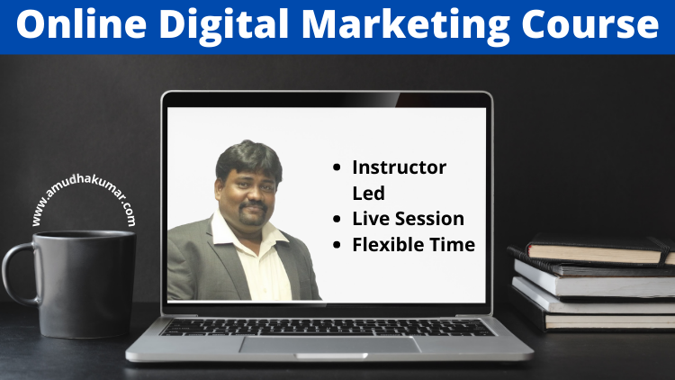 Online Digital Marketing Course | Online Digital Marketing Training Institute