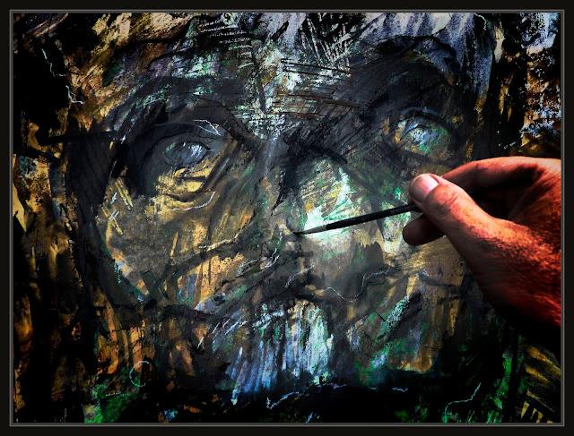 ART-ARTE-PINTURA-LEON-LA SEU-DETALLES-ESCULTURAS-MANRESA-PINTAR-PLASTICA-LIBRE-INTERIORES-FOTOS-PINTANDO-PINTOR-ERNEST DESCALS