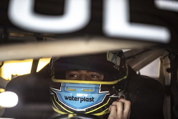 Diego Ciantini, piloto oficial Honda en el Super TC2000