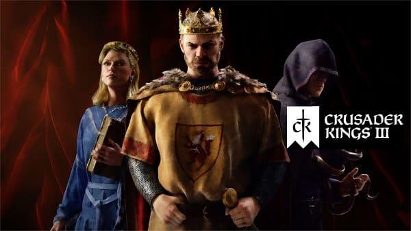 تحميل لعبة crusader kings 3 للكمبيوتر