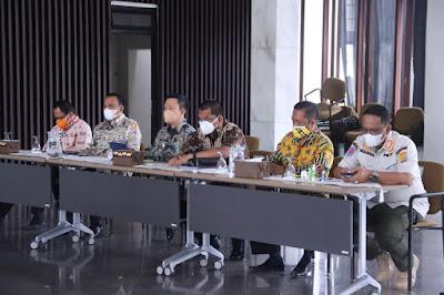Menag dan Menteri BUMN Akan Tinjau Lokasi Ruang Isolasi Darurat Pasien Covid-19 di Provinsi Lampung