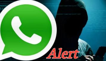 Alert WhatsApp users