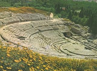 struttura architettonica dell'antica Grecia
