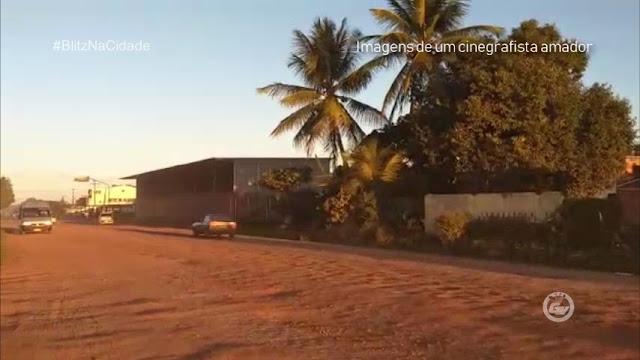 Internauta denuncia descaso na PE-75 em Goiana-PE