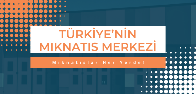 Türkiye'nin Mıknatıs Merkezi