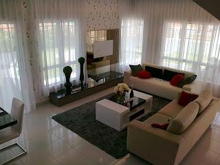 Susunan Perabot Ruang Tamu Desainrumahid