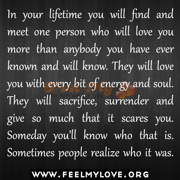 Love Finds You Quotes. QuotesGram