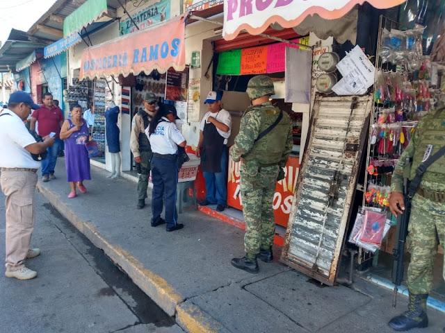 Se fortalece coordinación entre corporaciones de seguridad para beneficio de martinenses
