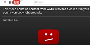 video contains content from WMG blocked in your country on copyright grounds.
