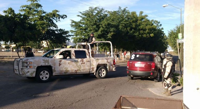 """""""Comandos de la muerte"""" formado por Militares y Paramilitares operan en la ciudad de Culiacán"""