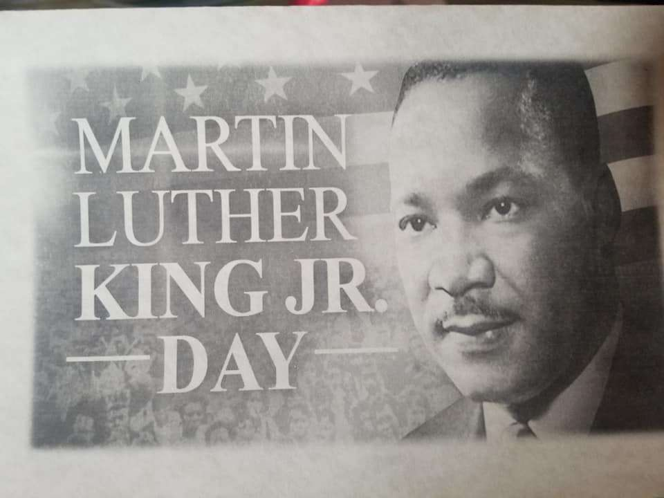 Martin Luther King, Jr. Day Wishes Unique Image