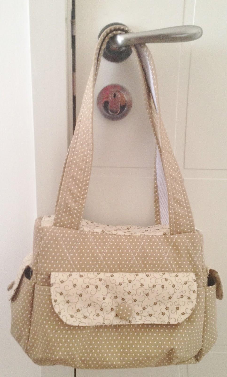 Bolsa De Viagem Em Tecido Passo A Passo : Passo ? como fazer bolsa de tecido vivartesanato
