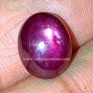 Batu Permata Ruby Pigeon Blood - ZP 371