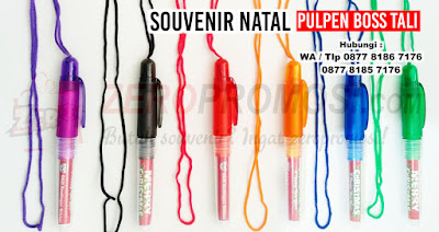 souvenir Natal pulpen boss insert sticker, pulpen Natal insert sticker, Suvenir Natal pen boss sticker