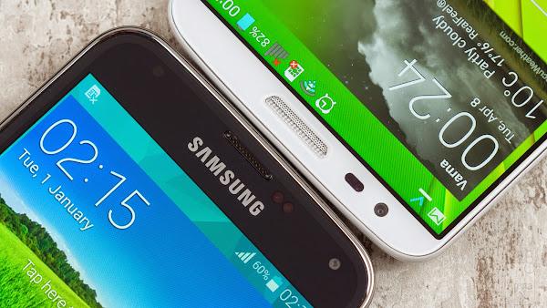 Samsung Galaxy S5 vs. LG G2 - Video Capture Comparison