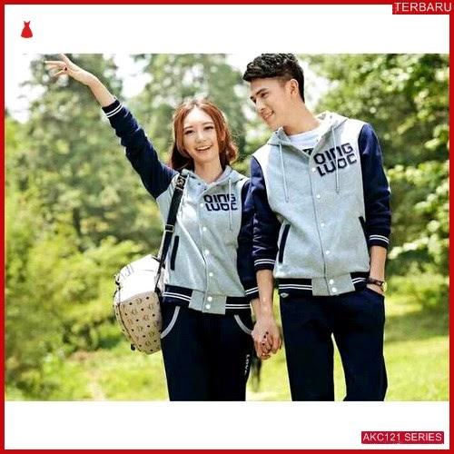AKC121J53 Jaket Couple Pasangan Anak 121J53 Pasangan Qing BMGShop