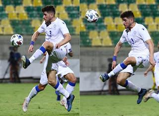 Τρίτος αγώνας και τρίτη ήττα με Walem (Κύπρος  1-2 Τσεχία, φιλικό)