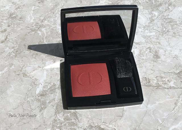 Dior Rouge Dior Blush 999 | bellanoirbeauty.com