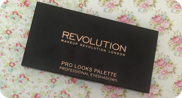 makeup revolution pro looks big love palette