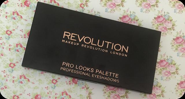 makeup revolution pro looks big love palette