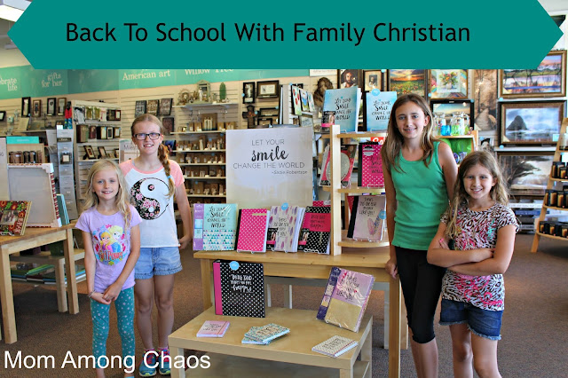 #FCBlogger, Sadie Robinson, back to school, giveaway, God, family christian, kids, shopping,