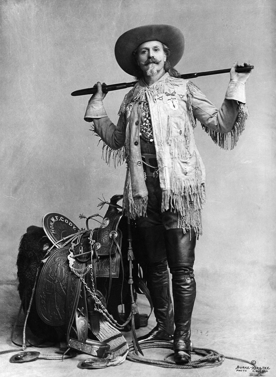 Buffalo Bill, William Frederick Cody