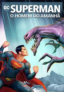 Superman: O Homem do Amanhã - HDRip Dual Áudio