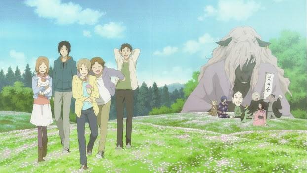 Natsume Yuujinchou Season 2 (Episode 01 - 13) Batch Subtitle Indonesia