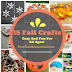 15 Easy Fall Crafts For The Whole Family
