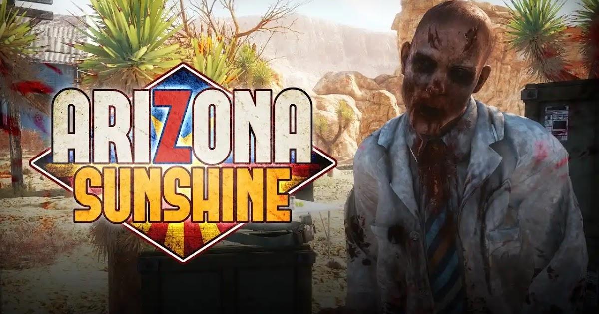 Arizona Sunshine: atualização gratuita é lançada para Oculus Quest