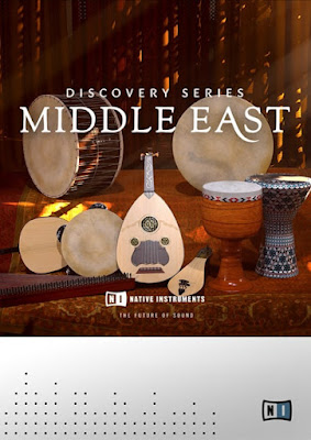 Cover da Library Native Instruments - Discovery Series: Middle East v1.1.0 (KONTAKT)
