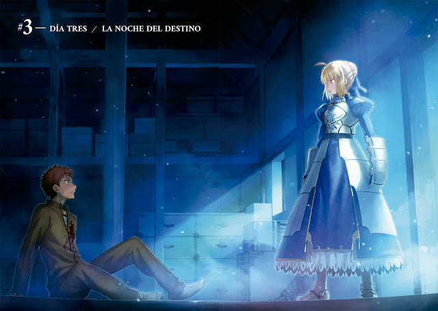 Reseña de Fate/stay night: Heaven's Feel vol. 2, de Taskohna