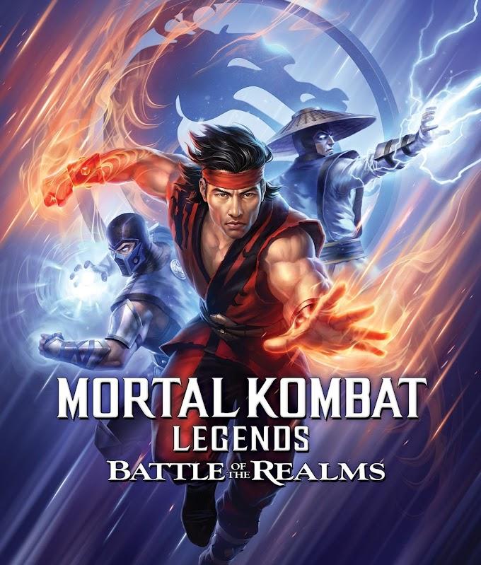 Mortal Kombat Legends: Battle of the Realms (2021) Legendado e dublado