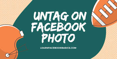 Facebook Tag | How to untag on Facebook Photo
