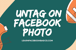 How to untag on Facebook Photo | Facebook tag remover on Posts