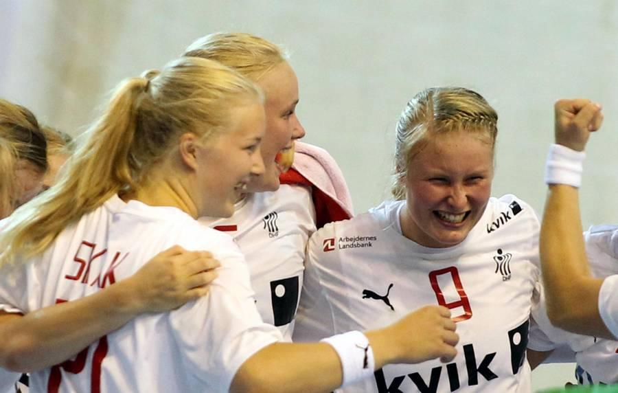 Dinamarca campeón mundial junior femenino 2016
