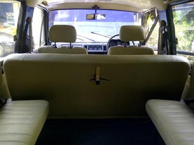 Interior Bagasi Chevrolet Trooper