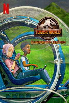 Jurassic World: Acampamento Jurássico 1ª Temporada Torrent - WEB-DL 720p Dual Áudio