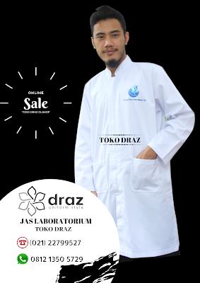 promo seragam jas laboratorium grosir tahun 2019