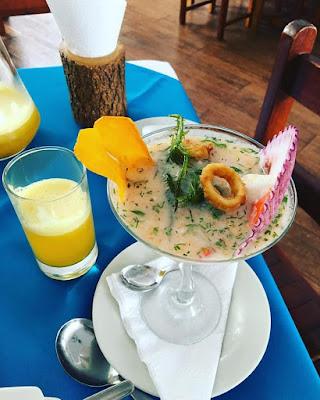 ceviche en Chorrillos, ceviche Peru, ceviche en Lima