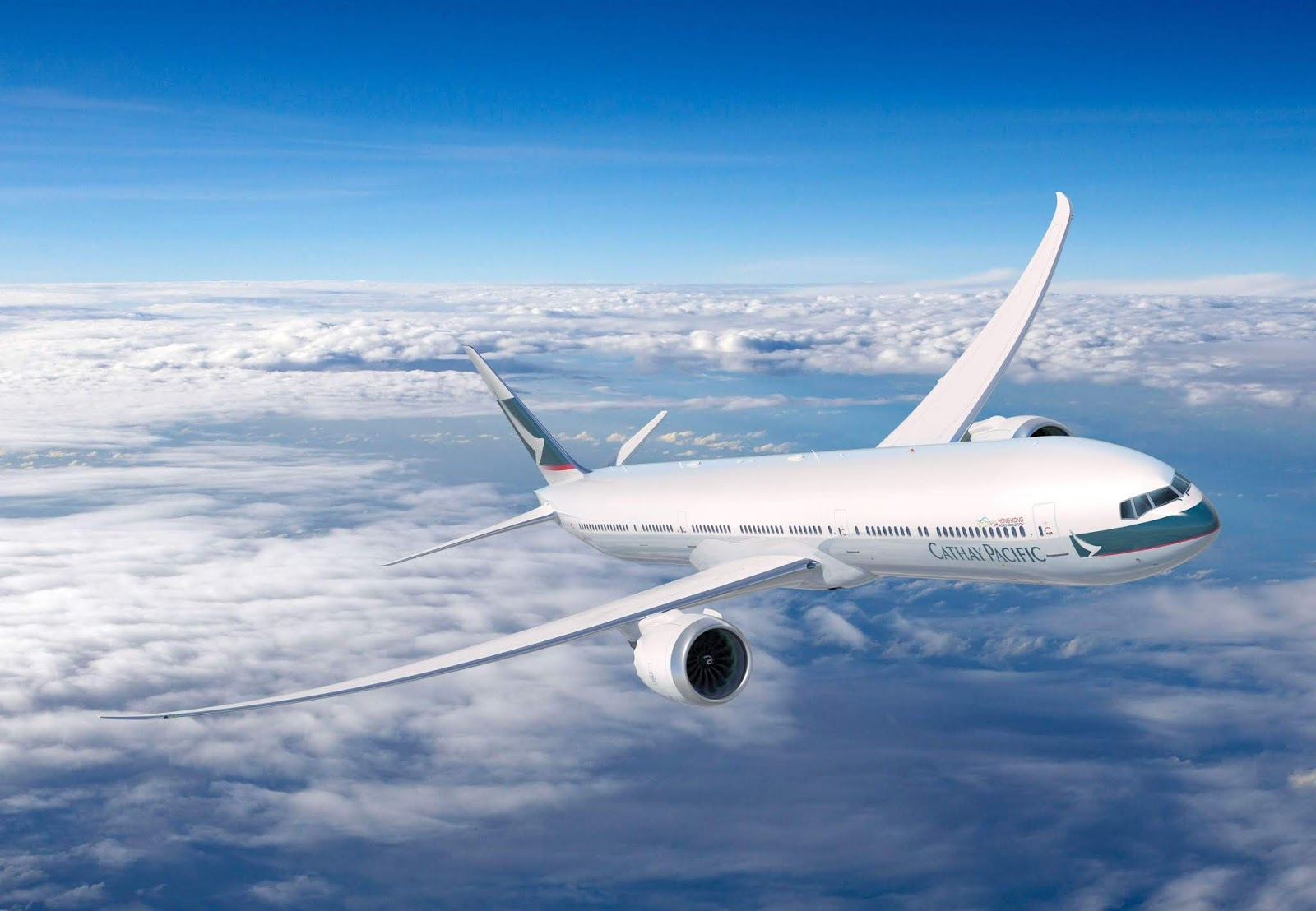 Cathay Pacific places order for 21 Boeing 777 Wallpapers