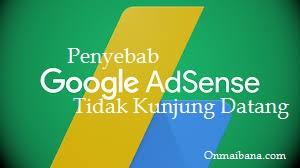 Penyebab PIN Google Adsense Tidak Kunjung Datang
