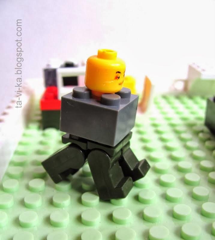 Самодельный дом из Лего! 👍 - YouTube | 800x717