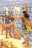 Atahualpa pago el cuarto del rescate