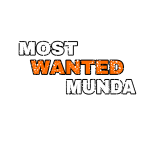 Png text, most wanted munda