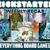 Kickstarter Recap - September 14, 2018