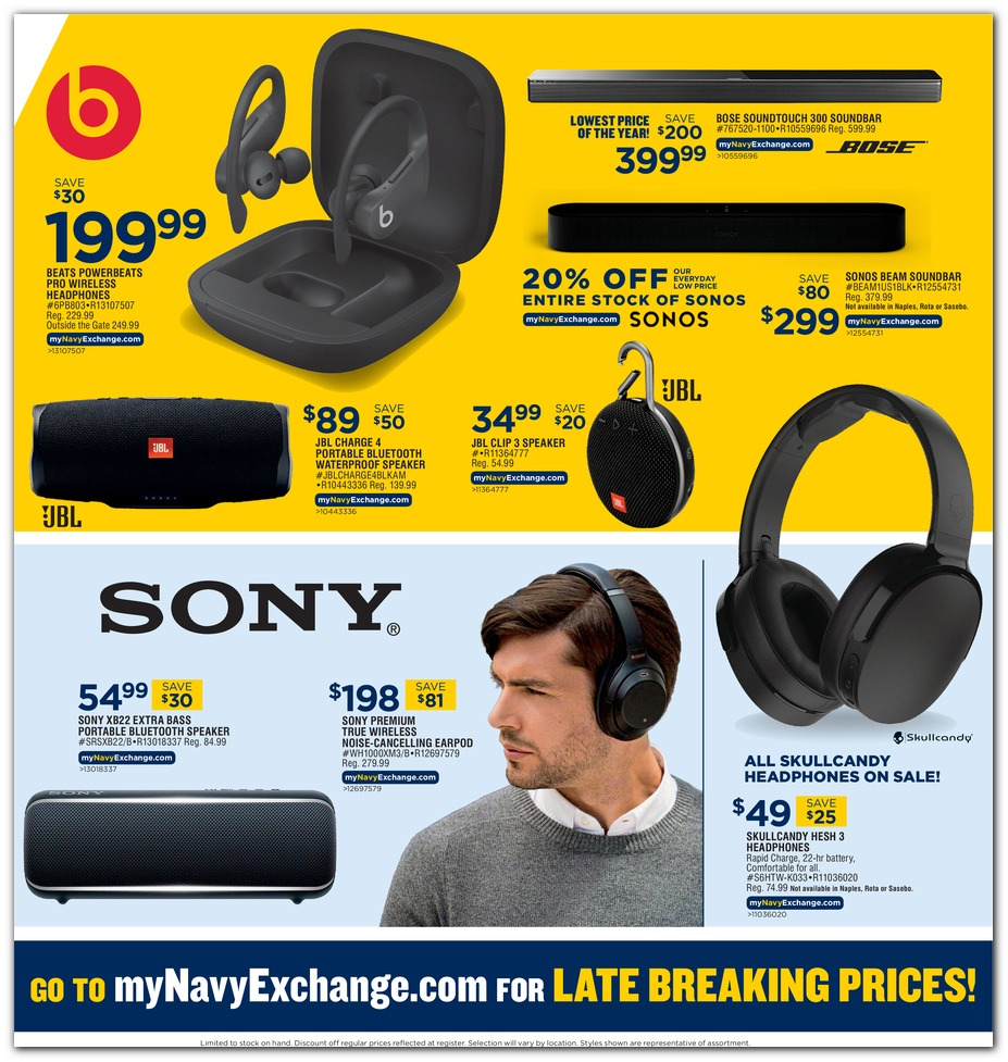 Navy Exchange Black Friday 2019 page 11