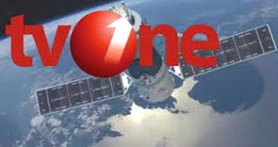 Frekuensi TV One Terbaru di semua satelit